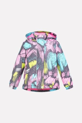 Куртка для девочки Crockid ВК 38033/н/2 ГР размер 92-98