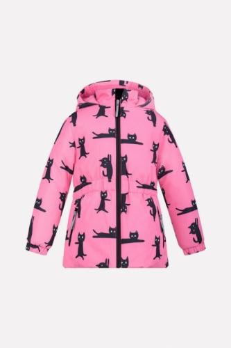 Куртка для девочки Crockid ВК 38032/н/2 ГР размер 86-92
