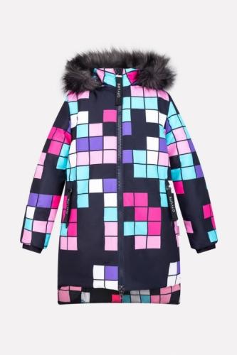 Куртка для девочки Crockid ВК 38037/н/1 ГР размер 140-146