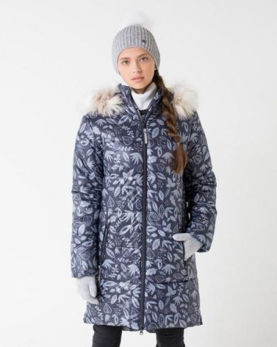 Куртка для девочки Crockid ВКБ 38043/н/2 ГР размер 146-152