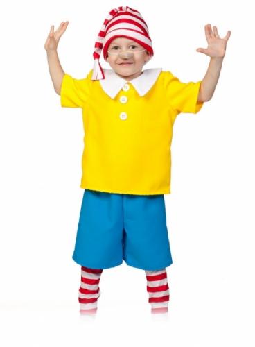 Карнавальный костюм Буратино, 5-7 лет