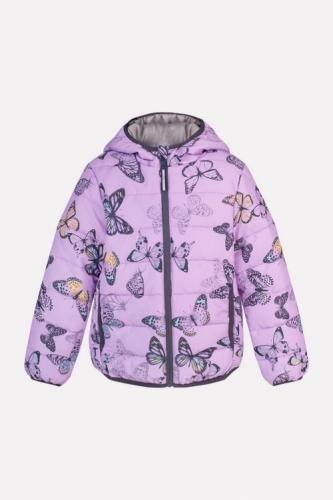 Куртка для девочки Crockid ВК 32064/н/2 ГР размер 122-128