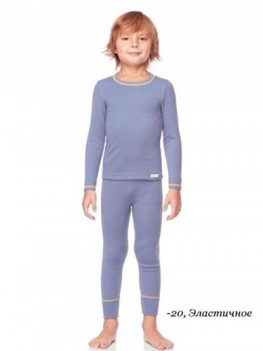 Футболка Comazo детская, арт. 4/08/794, Серо-голубой Р-р:152