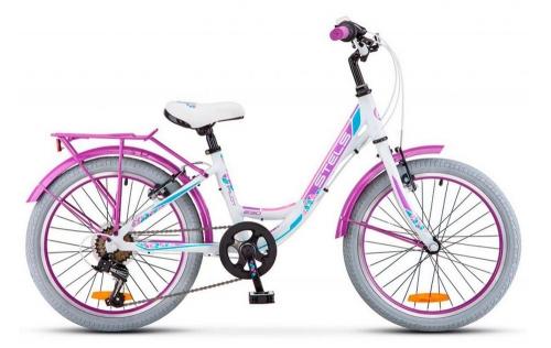 Велосипед Stels Pilot-230 Lady, белый, рама 20
