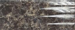 Плитка для стен Керамин Эллада 3Т тип 1 Коричневый 50x20