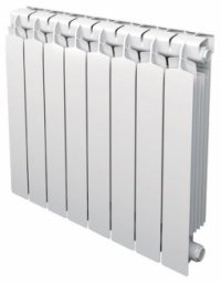 Радиатор алюминиевый Sira  S2 500 5 секций