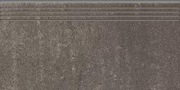 Ступень Grasaro Travertino Черный G-440/P-ST1 294x600