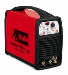 Инверторный сварочный аппарат TELWIN SUPERIOR 400 CE MMA/TIG 380V