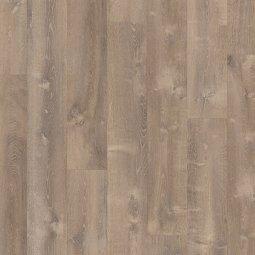 ПВХ-плитка Quick-step Livyn Pulse Click Дуб Песчаный Теплый Коричневый