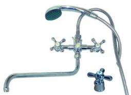 Смеситель для ванны Сантаком 276119с