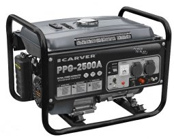 Генератор бензиновый Carver PPG- 2500А