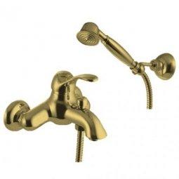 Смеситель для ванны Fima Carlo Frattini Lamp F3304BR бронза