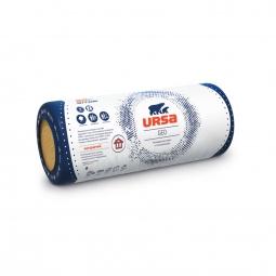 Стекловолоконный утеплитель Ursa Geo Шумозащита 5000х610х75 мм / 4 шт.