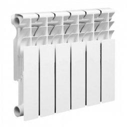 Радиатор Алюминиевый Lammin ECO AL350-80-6