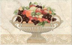 Декор Kerama Marazzi Сокровища Агры STG\A122\6221 25х40 фрукты