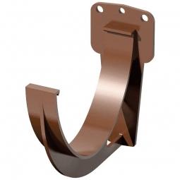 Кронштейн желоба Технониколь (Verat) Коричневый (125х82 мм)