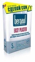 Штукатурка Bergauf Easy Plaster минеральная 5 кг