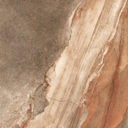 Керамогранит Kerranova Genesis полированный коричневый 60x60