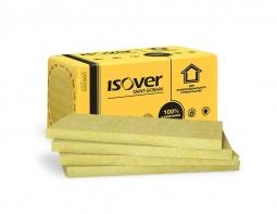 Минераловатный утеплитель Isover Мастер Теплых Стен 1000х600х100 мм / 4 шт.