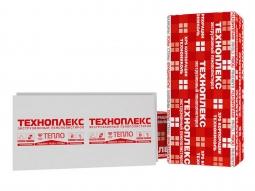 Экструдированный пенополистирол Технониколь Техноплекс Г4 1180х580х100 мм / 4 пл.