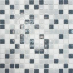 Мозаика Elada Econom на сетке MDA233 серый микс 32.7x32.7