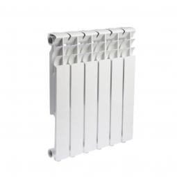 Радиатор алюминиевый VALFEX OPTIMA 2.0 500, 6 секций, 750Вт