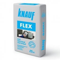 Клей Knauf Флекс для плитки эластичный 25 кг