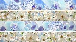 Декор Ceradim Vanda Dec Mosaic Blue 25x45