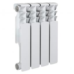 Радиатор биметаллический Тропик 500х80, 4 секции