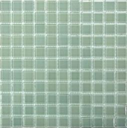Мозаика Bonаparte White glass белая глянцевая 30x30