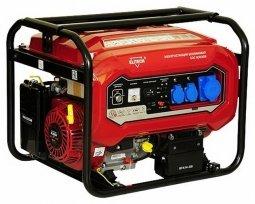 Генератор бензиновый Elitech БЭС 8000 ЕМ 6000/6500 Вт ручной запуск