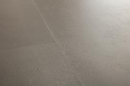 ПВХ-плитка Quick-step Livyn Ambient Glue Plus Шлифованный бетон темно-серый