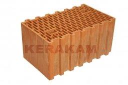 Керамический блок Kerakam 44 260х440х219 с пазом и гребнем