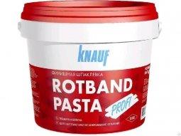 Шпатлевка готовая Knauf Ротбанд-Паста Профи 18 кг
