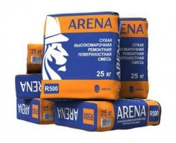 Гидроизоляционная смесь Arena RepairMaster R500+ 25 кг