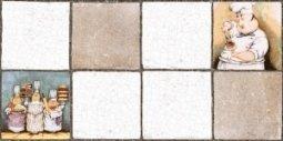 Плитка для стен Нефрит-керамика Лофт 00-00-1-08-11-07-743 Серая 40x20