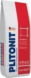 Затирка Plitonit Colorit Premium для швов до 15 мм усиленная армирующими волокнами розовая 2кг