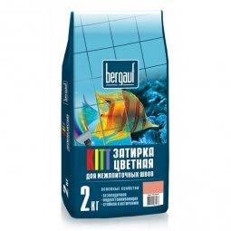 Затирка Bergauf Kitt на цементной основе для швов до 5 мм мята (2кг)