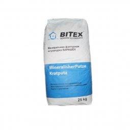 Штукатурка Bitex MineralischerPutz Барашек 2.0 мм 25 кг