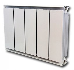 Радиатор алюминиевый Термал Стандарт-52 300 4 секции