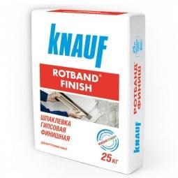 Шпатлевка Knauf Ротбанд-Финиш гипсовая  25 кг