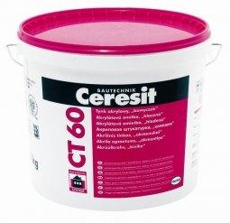 Штукатурка Ceresit СТ60 полимерная камешковая 2,5 мм