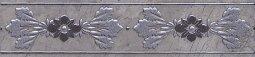Бордюр Kerama Marazzi Мармион MLD\D05\6242 25х5.4 серый