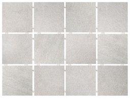 Плитка для стен Kerama Marazzi Караоке плотно 30х40 из 12 частей 9,9x9,9 1220T серый