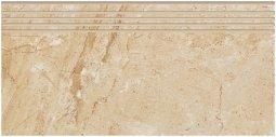 Ступени Kerranova Genesis полированный бежевый 29.4x60