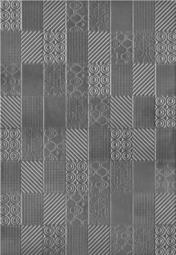 Панно Керамин Мирари Серый 40x27,5