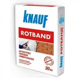 Штукатурка Knauf Ротбанд 30 кг