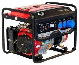 Генератор бензиновый Elitech СГБ 9500 Е 7000/7500 Вт ручной/электрический запуск
