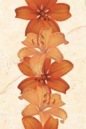 Декор Нефрит-керамика Агидель 04-01-1-06-03-23-098-2 30x20 Бежевый