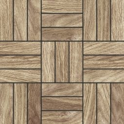 Мозаика Kerranova Forest структурированный бежевый 30x30